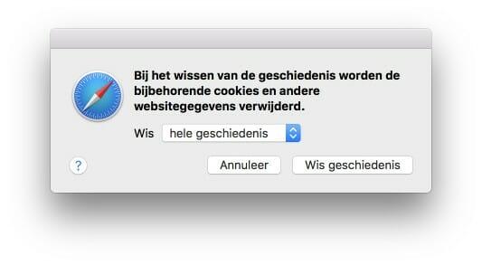 Cookies verwijderen Mac-img