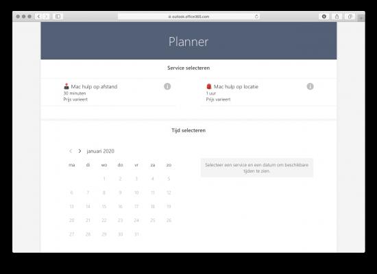 online-planner