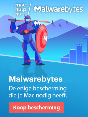 Enige bescherming Mac